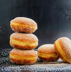 Vaniljmunk och dryck Gekås Ullared Kaffebaren