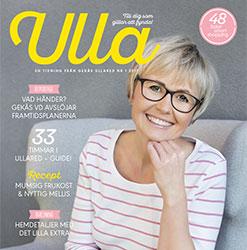 Ulla 1 2017. Vårinspiration fyndtips framtidsvisioner Gekås Ullared
