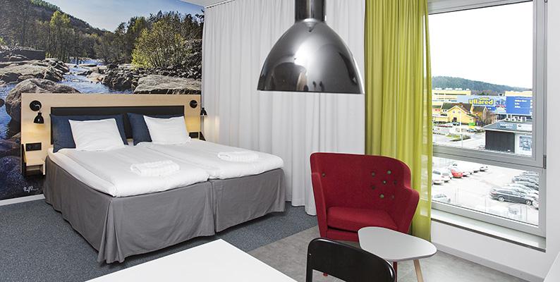 Upplev Gekås fantastiska hotell