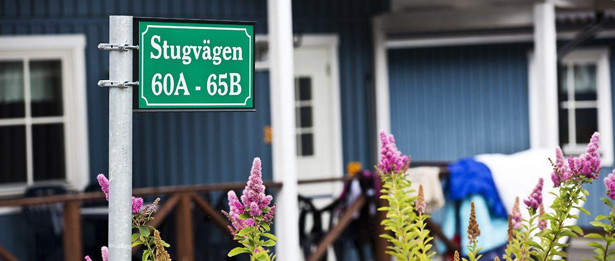 Stugby i Ullared, stugtyp Hundstuga