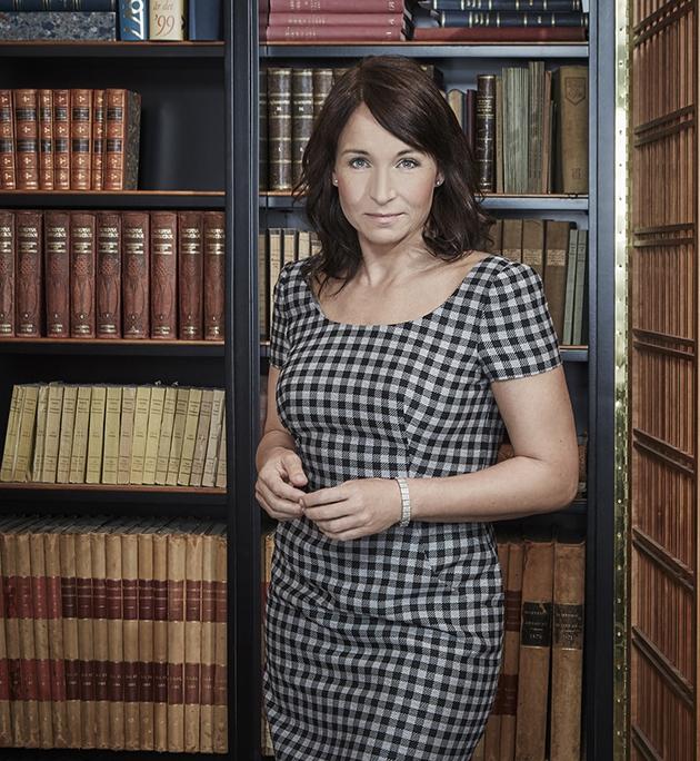 Martina Haag: Boksignering Med Martina Haag
