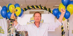 Jakten på storsäljaren säsong 3, vinnare avsnitt 4, Thomas Andersson Xppro, fiskedragsskydd