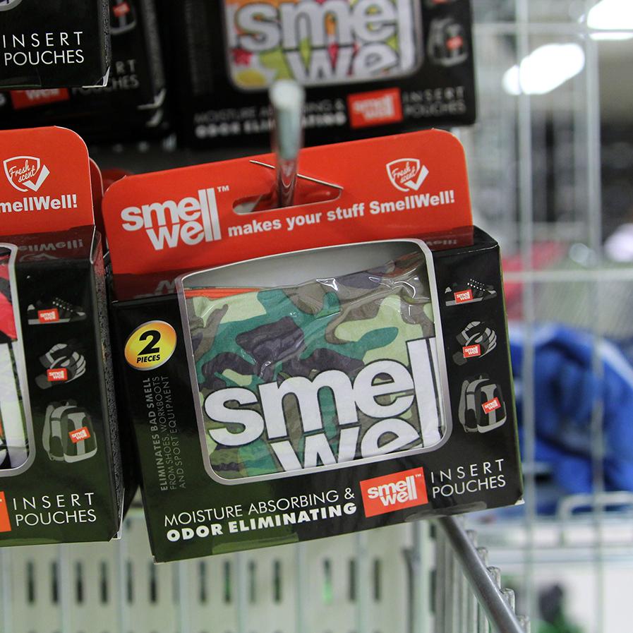 Bild på SmellWell till skorna från Gekås Ullared