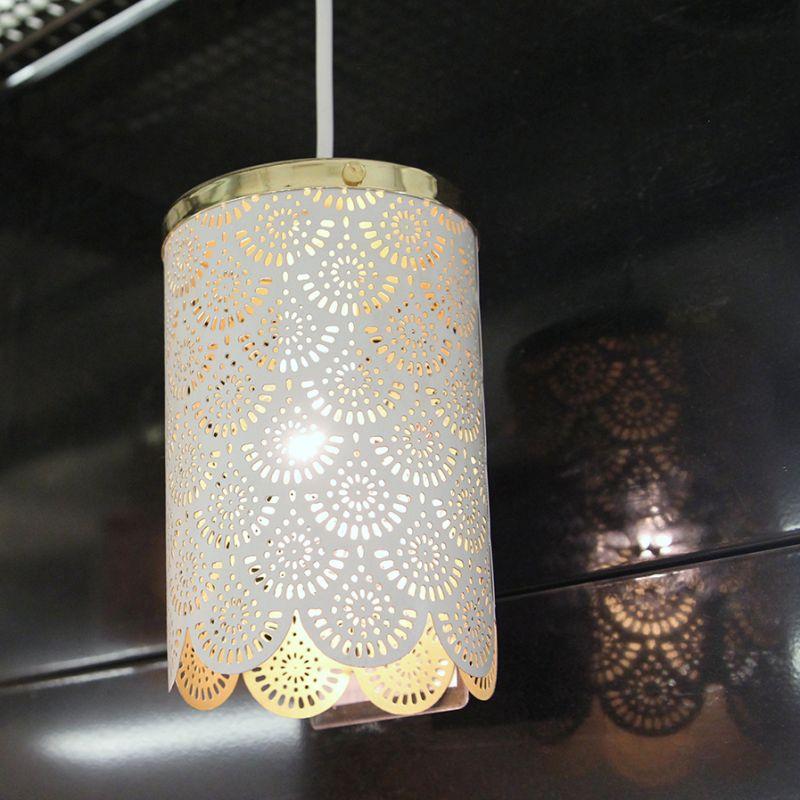Lampor fönster