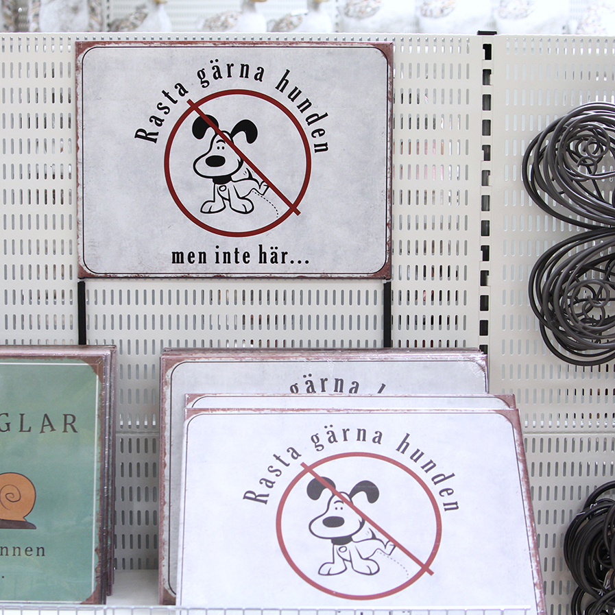 Produkter för att dekorera trädgården från Gekås Ullared