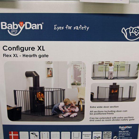 Säkerhetsgrind BabyDan Flex, Gekås Ullared