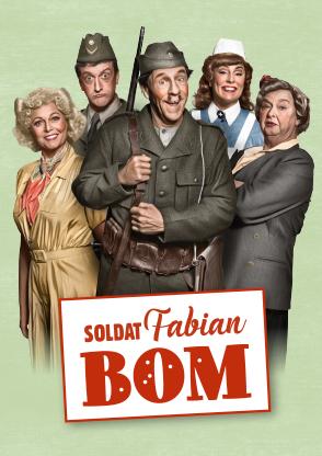 Boka före - Soldat Fabian Bom