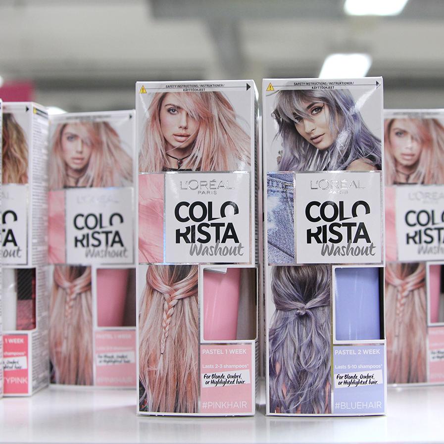 L'Oréal Colorista Washout från Gekås Ullared