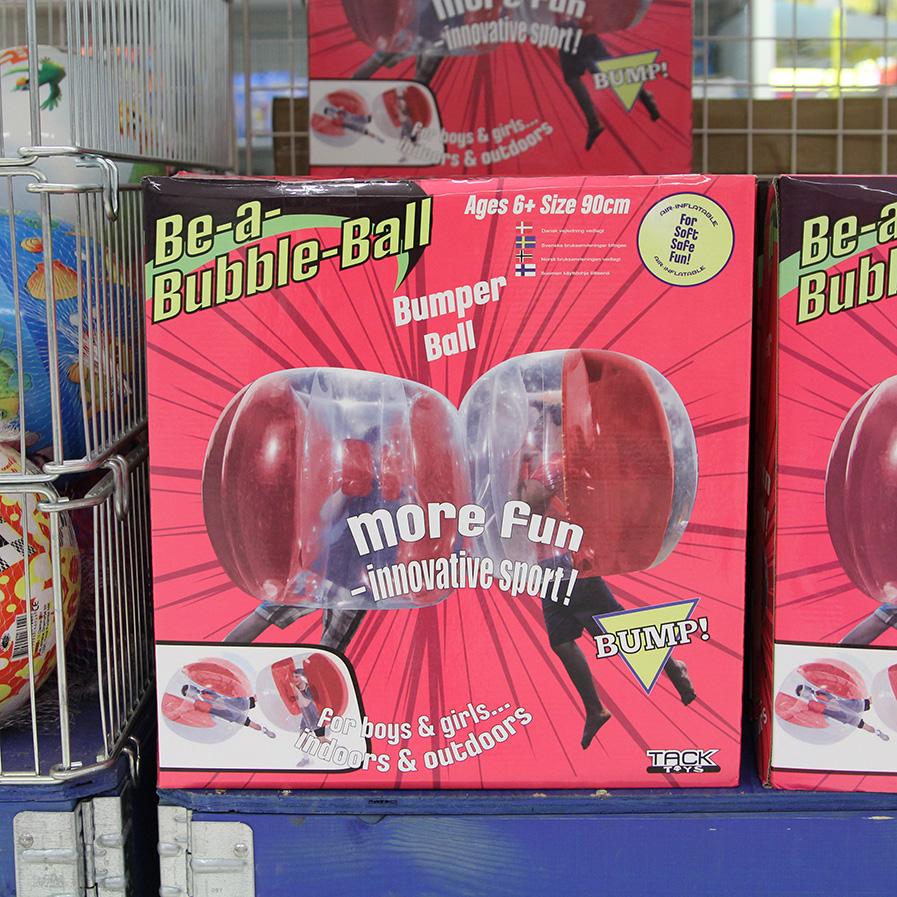 Bumperball från Gekås Ullared