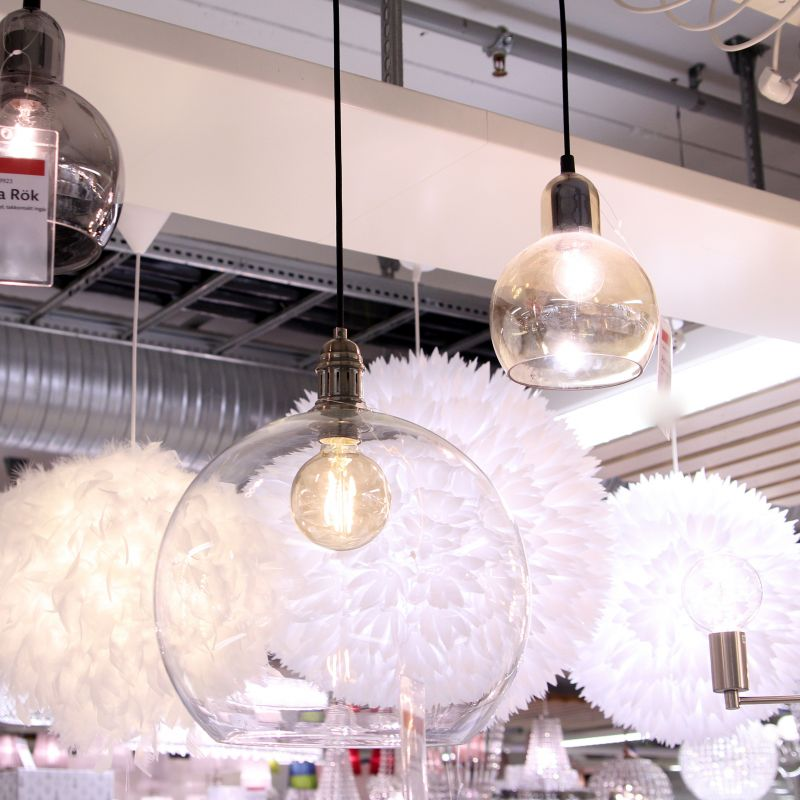 Taklampor i varuhuset | Gekås Ullared