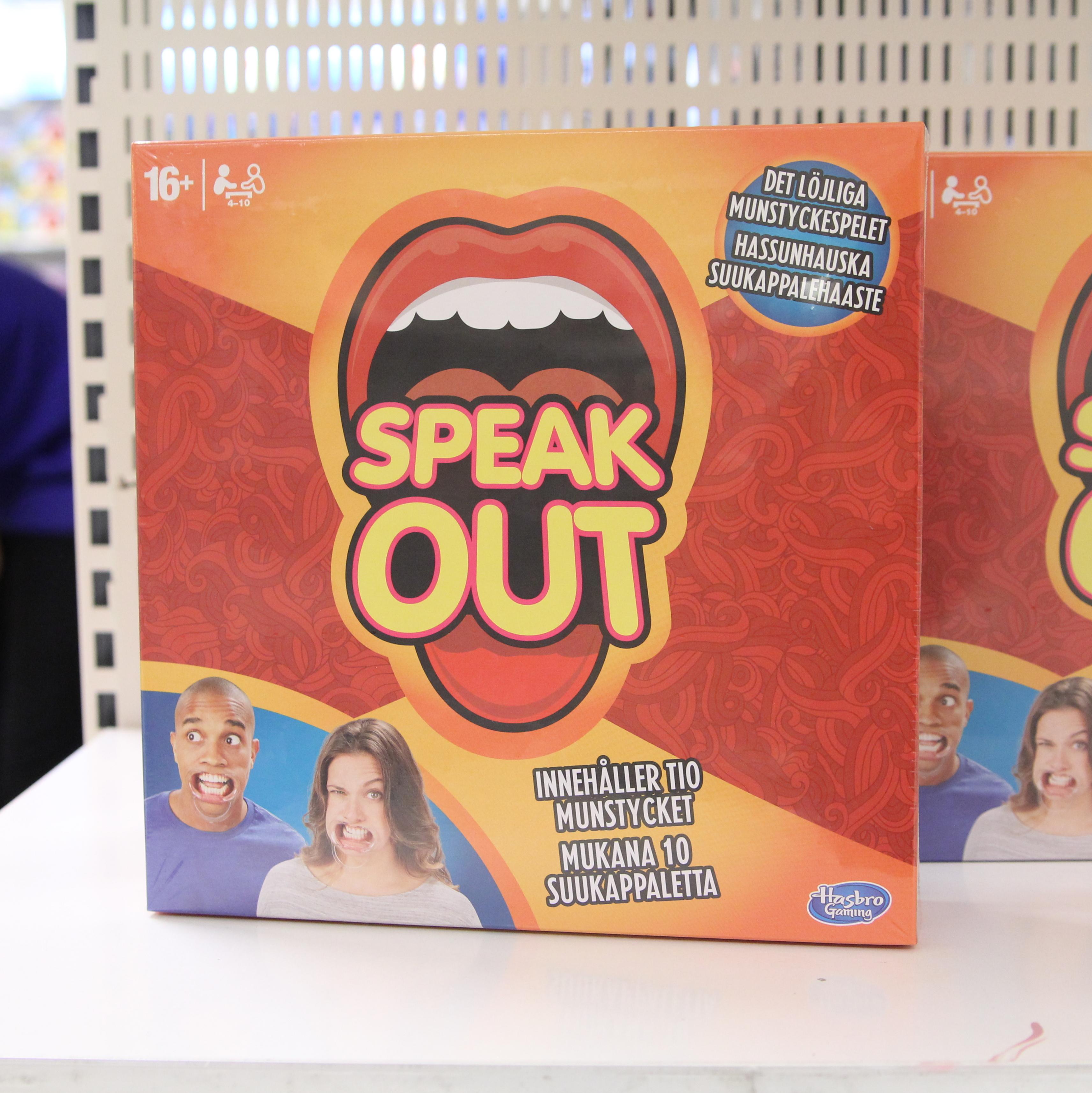 speak out spel teknikmagasinet