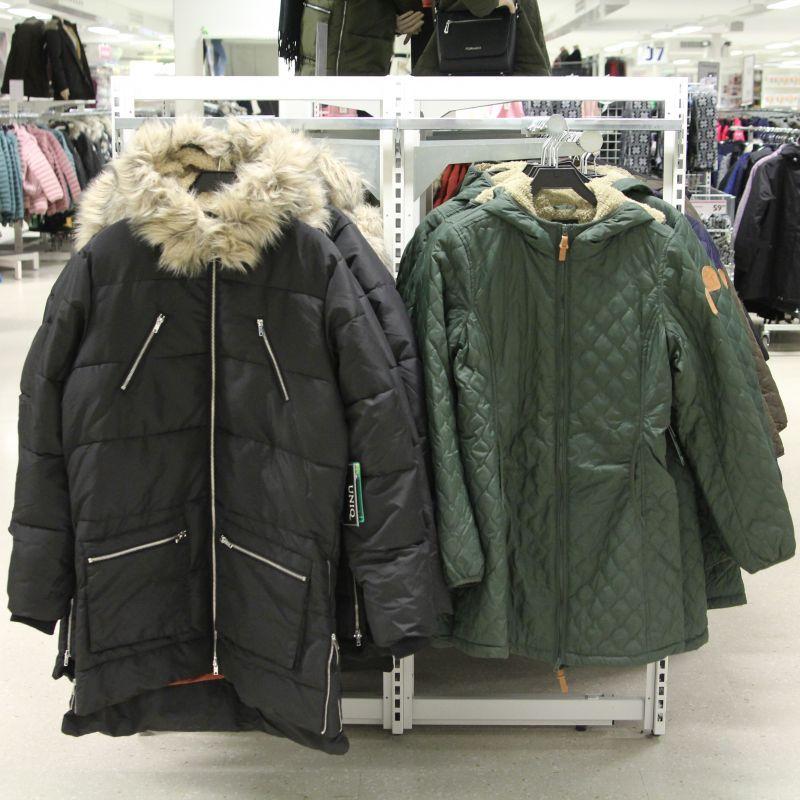 Vinterjackor Dam   XXL