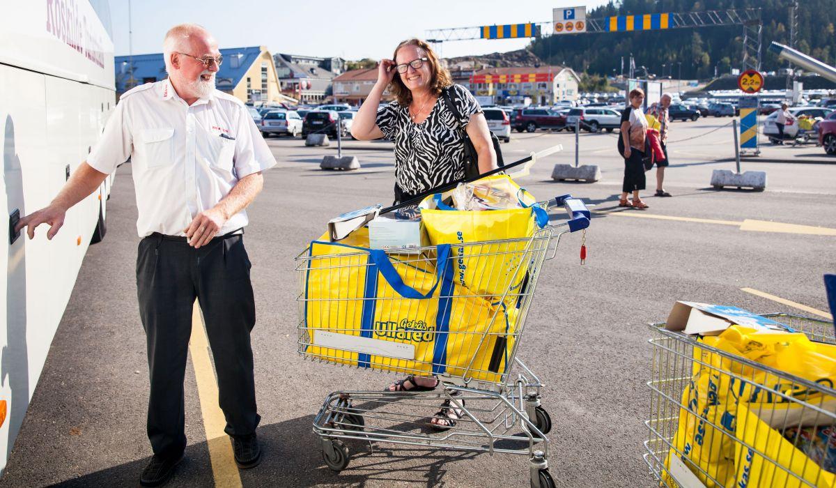 Bussarrangör Gekås Ullared