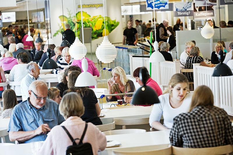 Arbete Gekås Ullared Restaurang