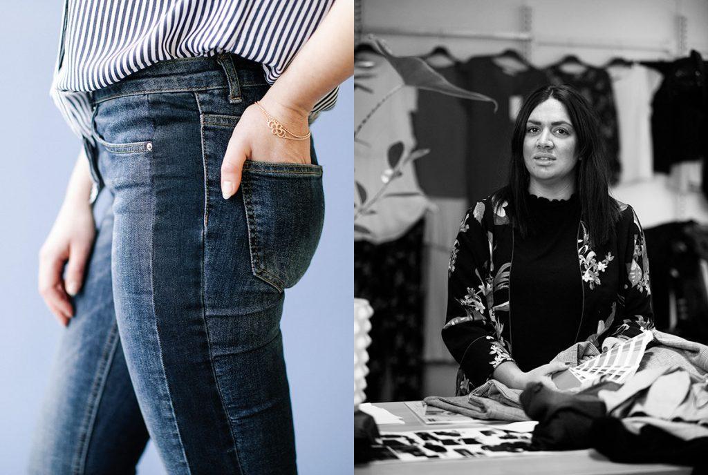 jeans, dambyxor, Alexandra Andersson, Inköpare, trendguide 2018, Gekås Ullared