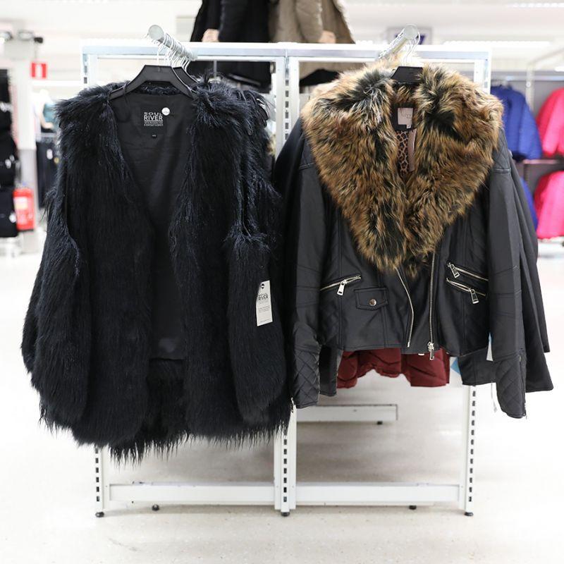 jackor i större storlekar