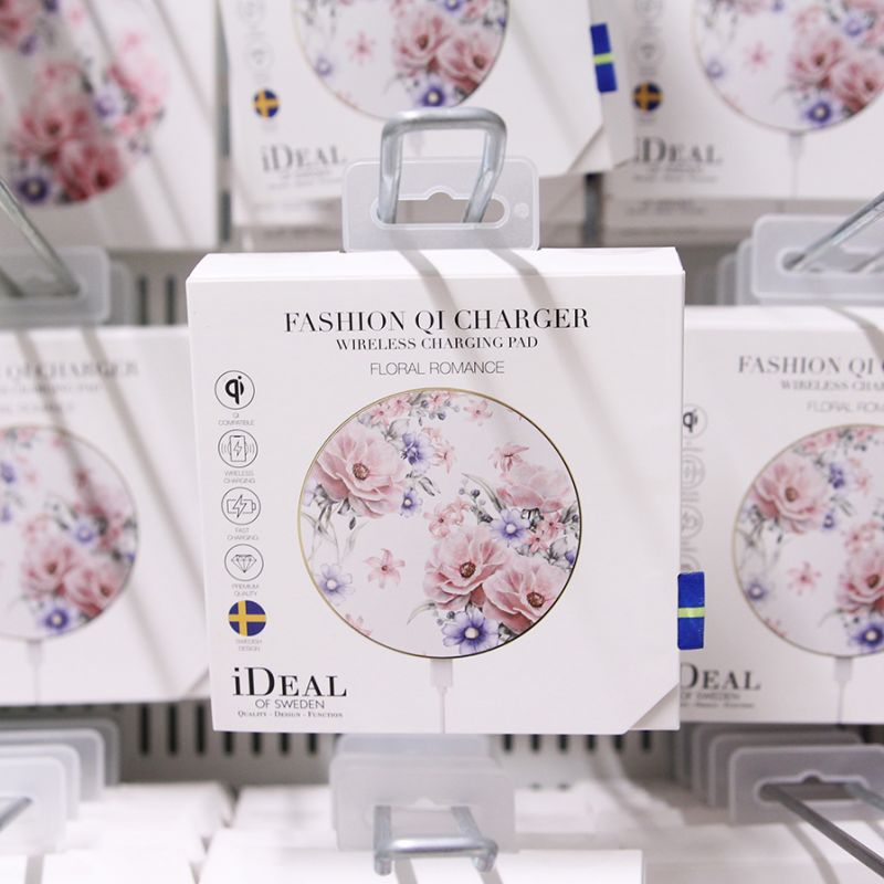 Fashion QI Charger från iDeal from Sweden | Gekås Ullared