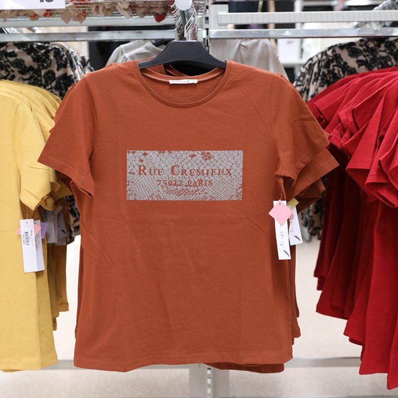 snygga t-shirts dam