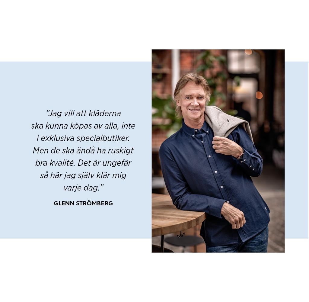 Glenn Strömberg citat