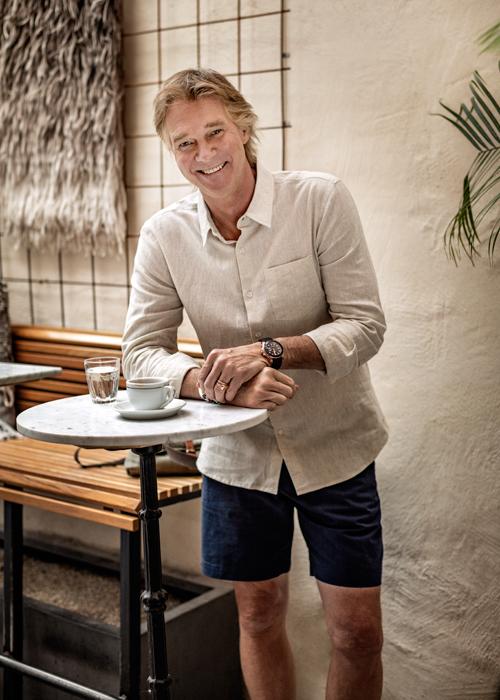 Glenn Strömberg besöker Ullared april 2019