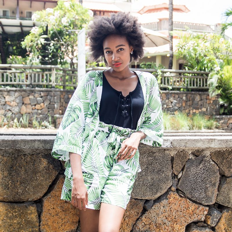 d55ef879339e På vår damavdelning har vi fått in detta snygga, sköna sett med matchande  kimono och shorts. Vill du få mer inspiration för sommaren kan du läsa vårt  ...