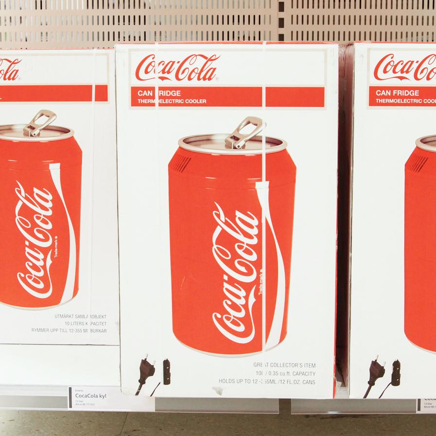 coca cola kyl priser