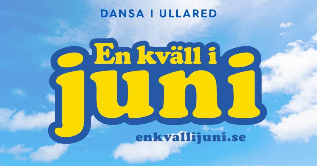 Dansa i Ullared till Arvingarna, Lasse Stefanz, Larz-Kristerz, Barbados, Sannex och Blender.
