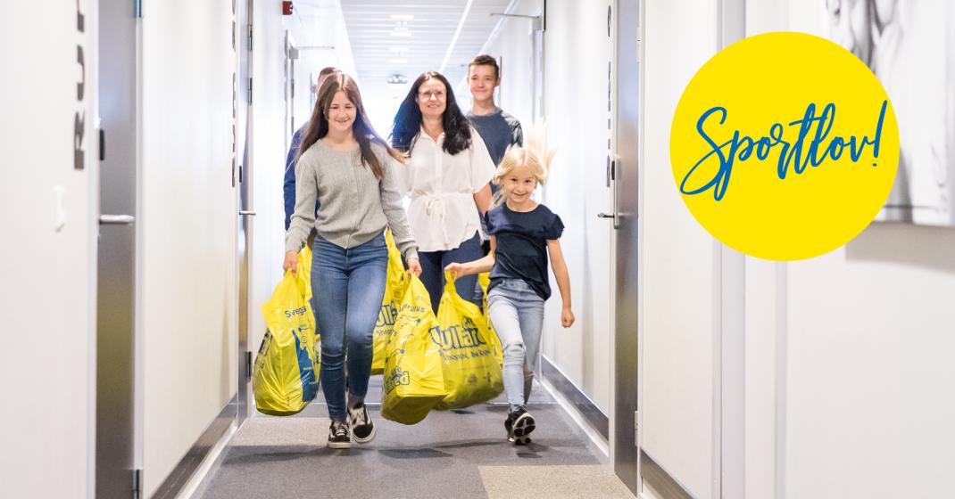 Ta med familjen till Gekås för lite sportlovs-shopping!