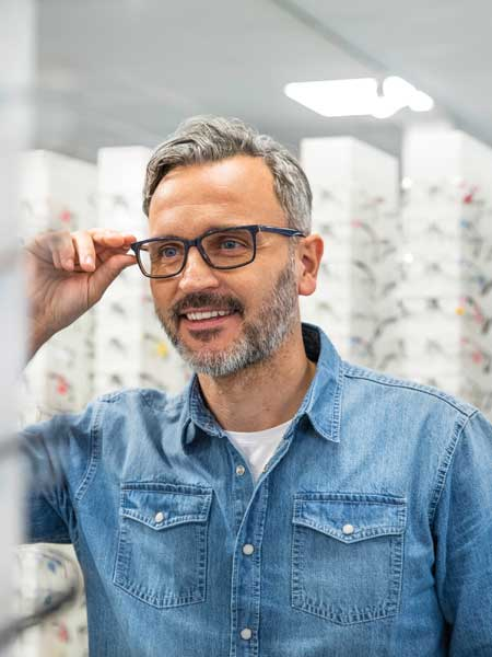 Glasögonfabriken, bågar för da, barn och herr, Gekås Ullared