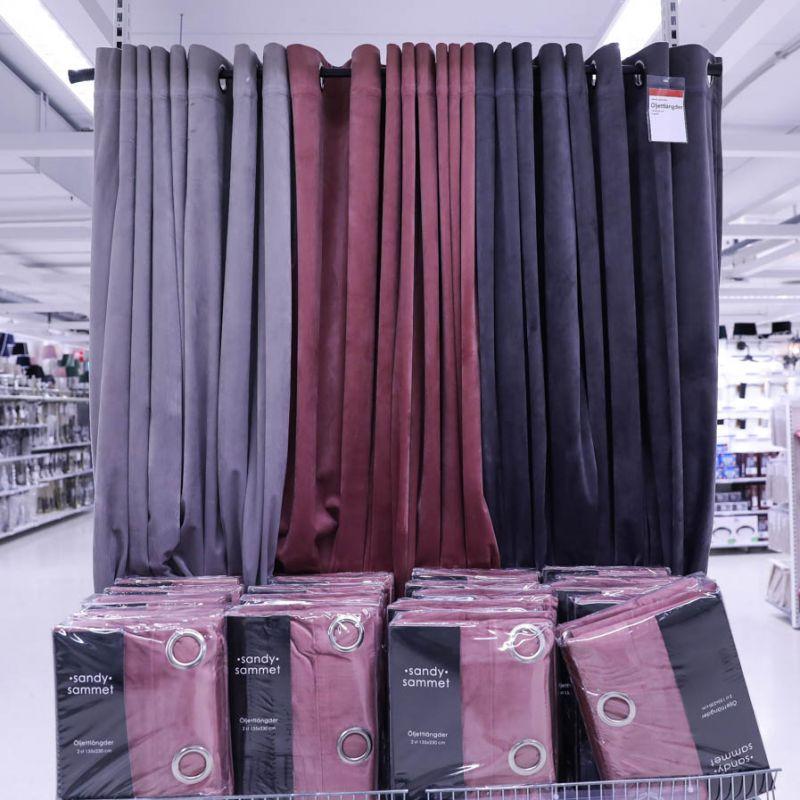 gekås ullared sortiment gardiner