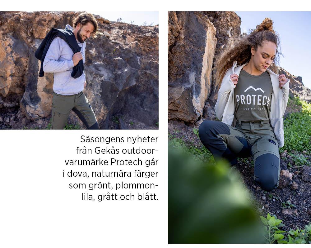 Säsongens nyheter Protech Gekås Ullared vår/sommar 2021